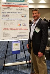Fairbanks Pharma CEO Alan Schneyer at RESI Boston